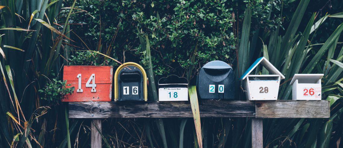 Mailboxes EDDM
