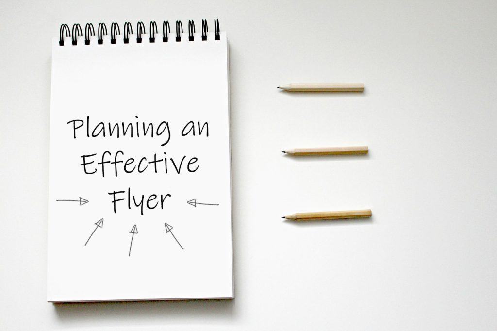 planning an effective flyer