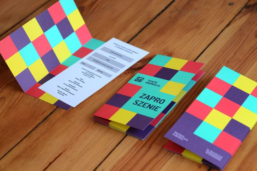 Colorful Brochure