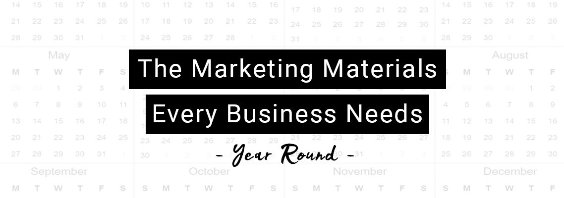 Business Marketing Materials