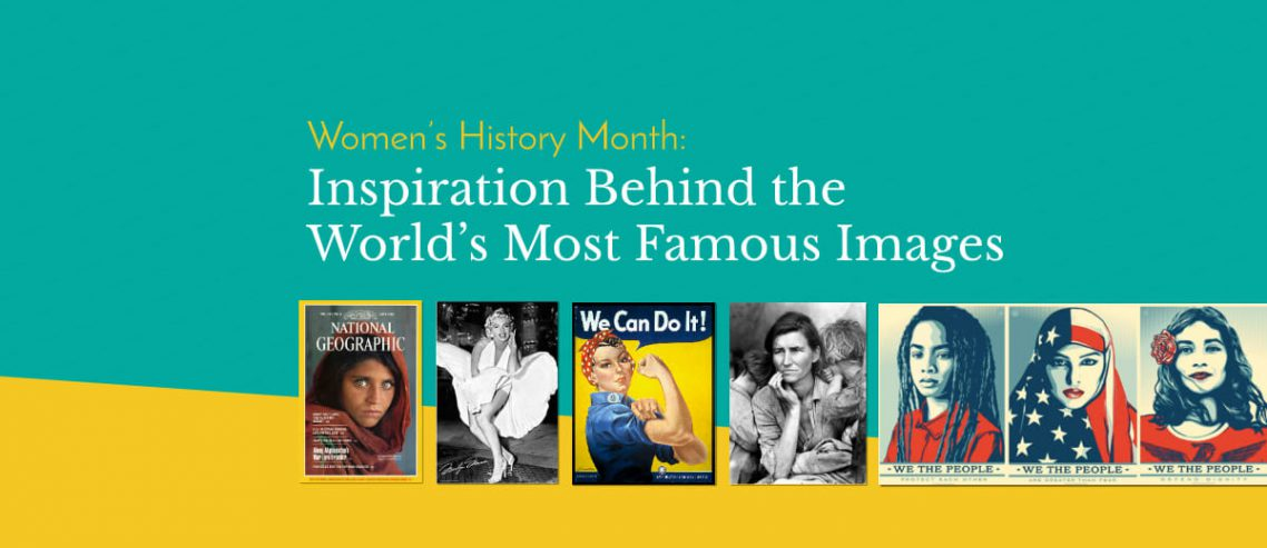 Women's History Month Most Famous Images