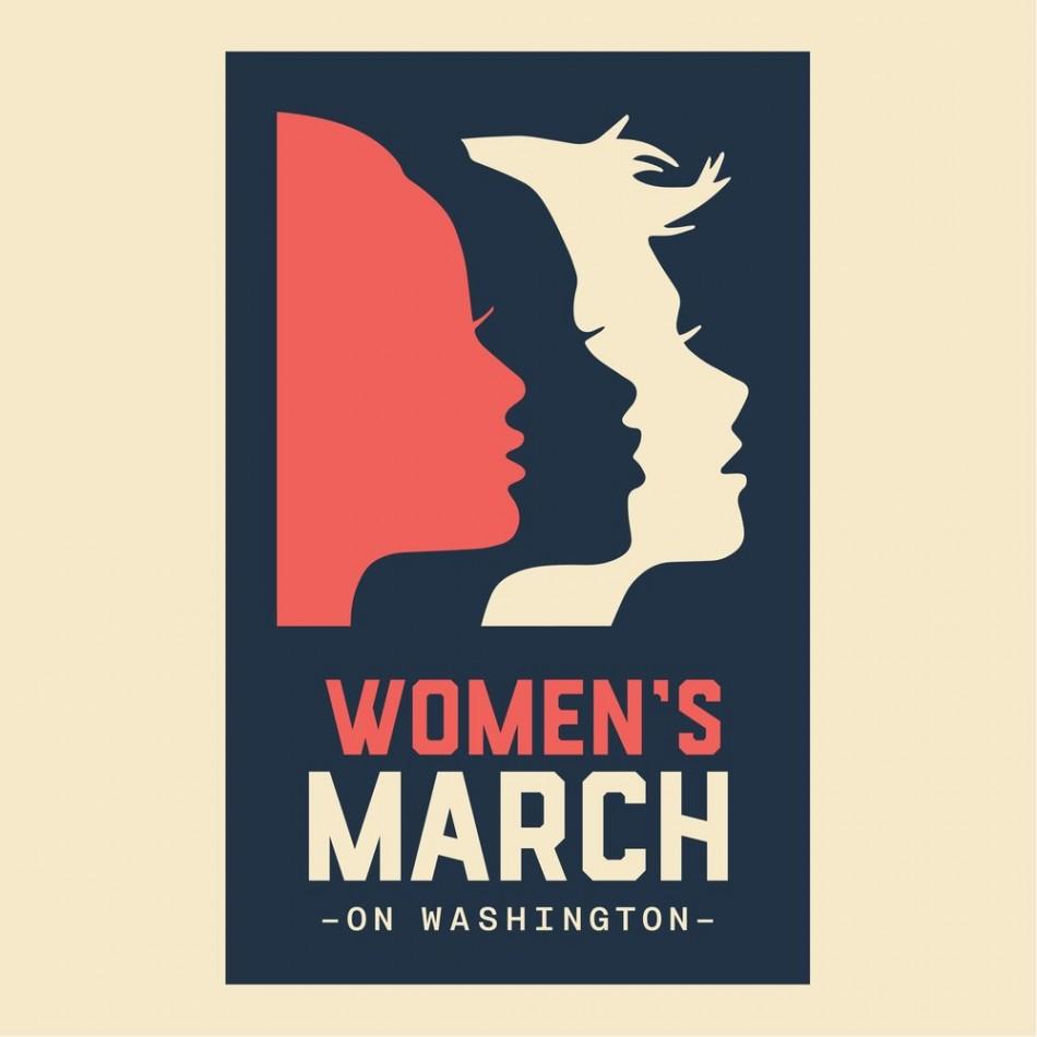 Women's March Flyer