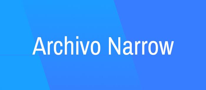 archivo-narrow-font-blog