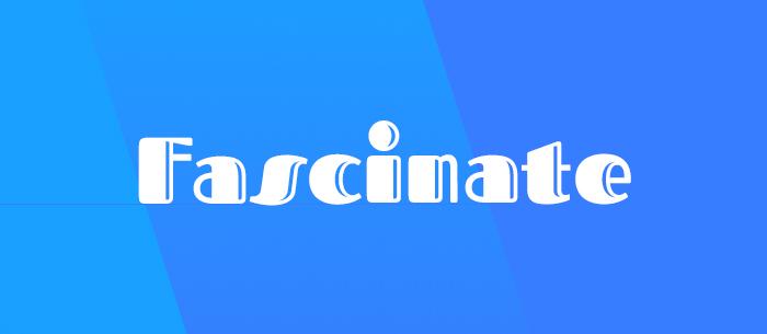 fascinate-font-blog