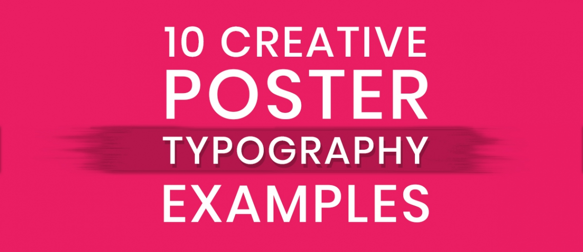 Poster Typography Examples