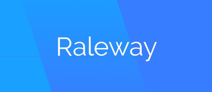 raleway-font-blog