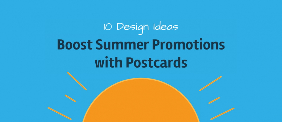 Boost Summer Promotions with Postcards