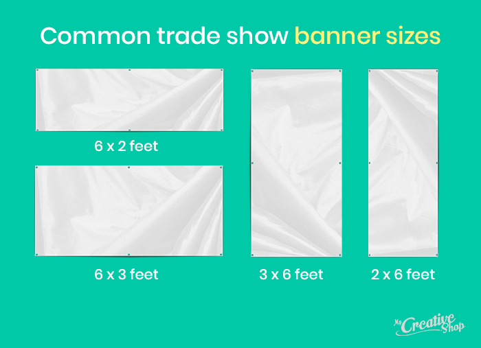 Common Banner Sizes