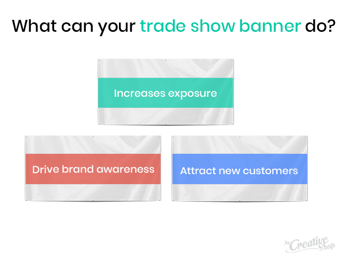 What can you do with your tradeshow banner
