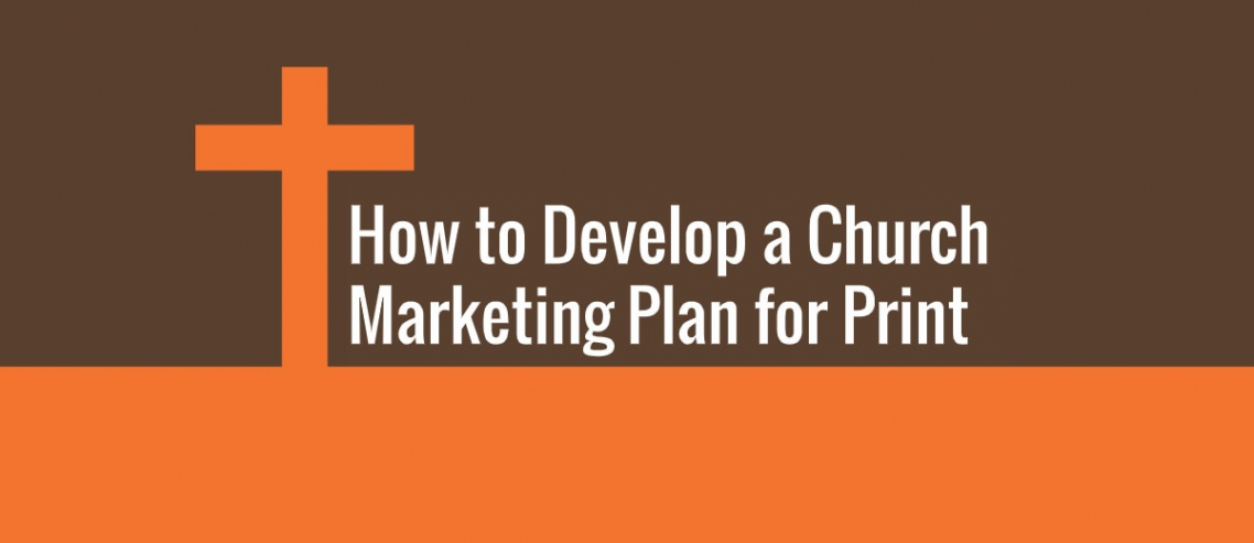 How to develop a church marketing plan