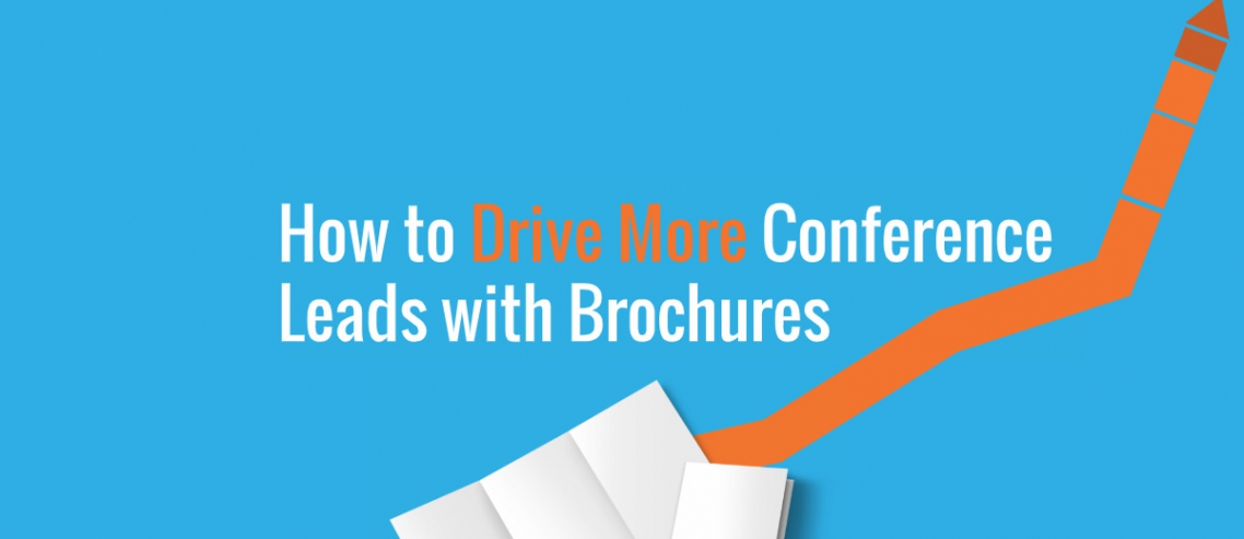 How to drive more leads with conference brochures