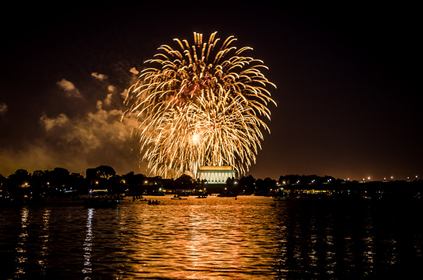 Nations Capital Firework Inspiration