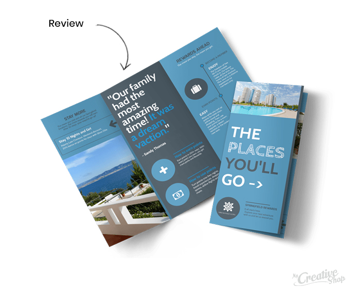 Travel Brochure Review