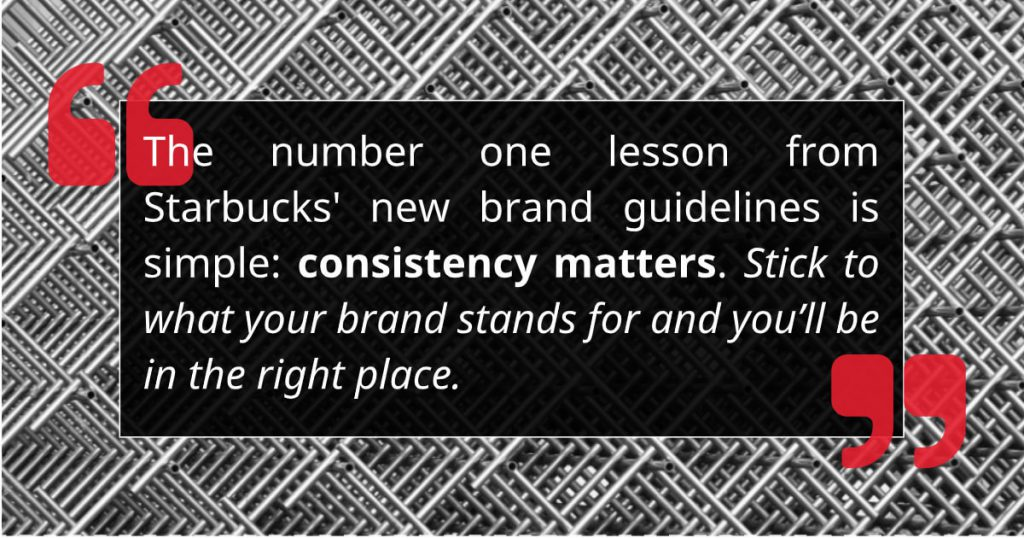 Consistency Matters Quote
