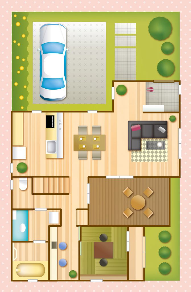 House Floorplan Image