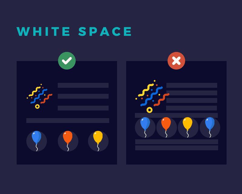 White Space Graphic