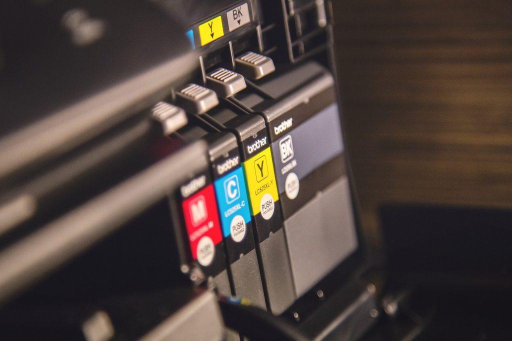 Printer Ink Image