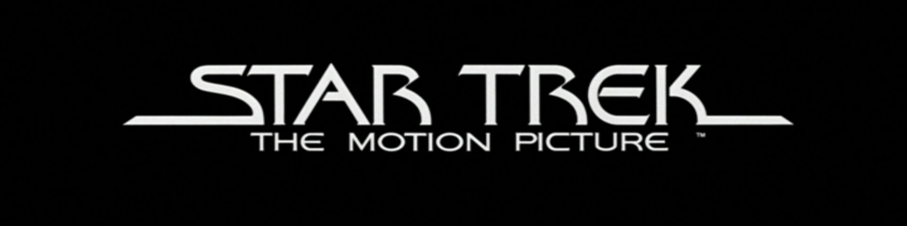 Star Trek Motion Picture Logo
