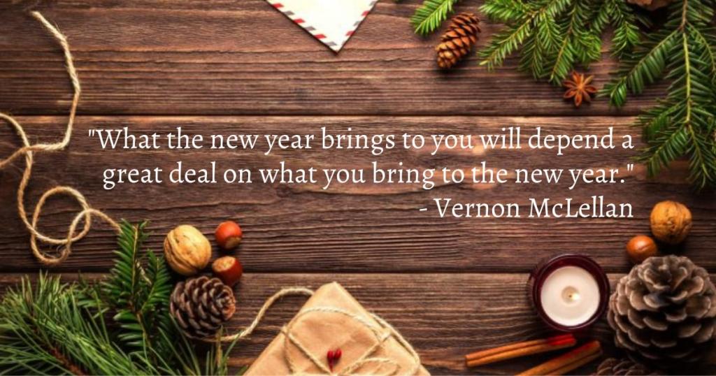 Vernon McLellan quote